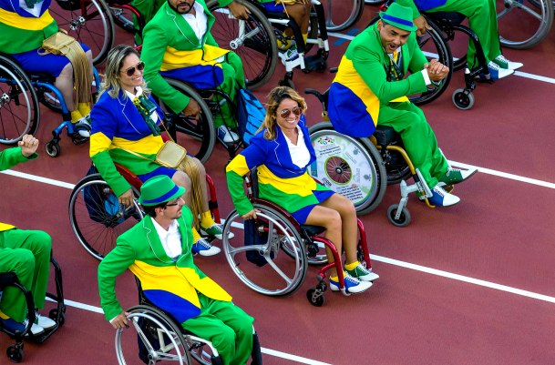07/08/2015, Canadá, Toronto, CIBC Athletics Stadium, Cerimônia de Abertura dos Jogos Parapan-Americanos, ©Leandra Benjamin /MPIX/CPB