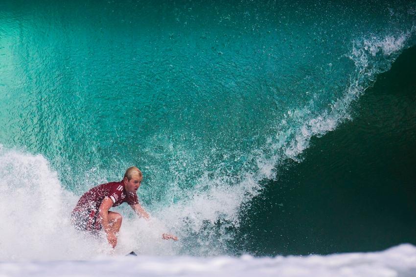 Nat Young, Oi RIo Pro WSL Mundial de Surf 2015.