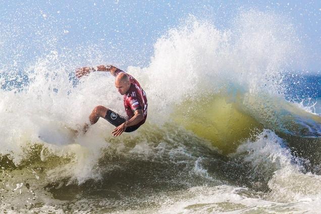 Kelly Slater, Oi RIo Pro WSL Mundial de Surf 2015