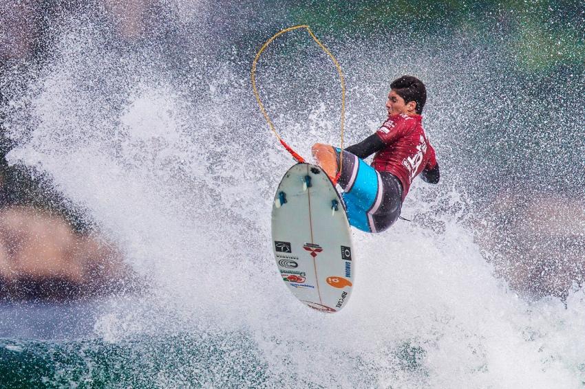 Gabriel Medina, Oi RIo Pro WSL Mundial de Surf 2015.