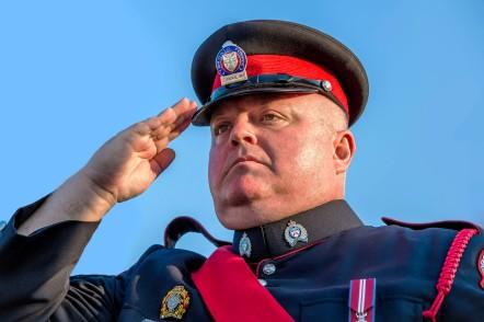 Canadá, Toronto, Cerimônia da Bandeira. ©Leandra Benjamin/MPIX/CPB