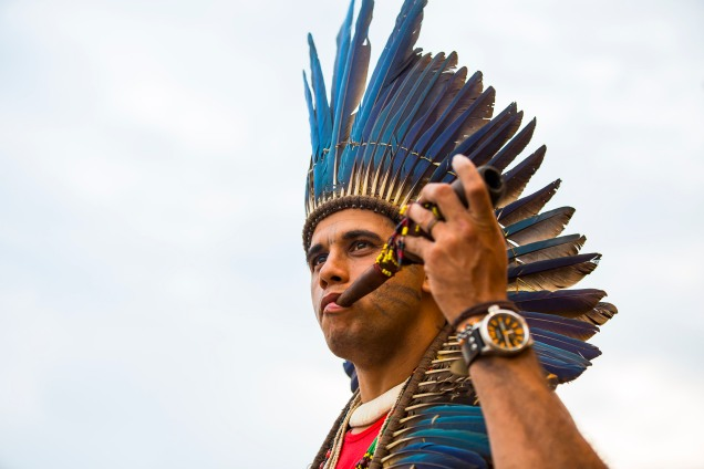 Jogos Mundiais Indígenas